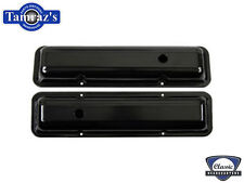 1968 68 Chevy Small Block SB Valve Covers PAINTED Pair CHQ New