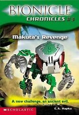 Makuta's Revenge: A New Challenge, an Ancient Evil by Cathy Hapka (Paperback, 2003)