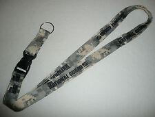 Digital Camo IOWA National Guard Neck Lanyard Detachable End ARMY USA Military