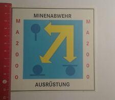 Aufkleber/Sticker: MA2000 Minenabwehr Ausrüstung (300117143)
