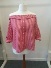 Marks And Spencer Collection Ladies White Blouse UK Size 20 Brand New With Tag