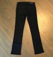 AG Adriano Goldschmied The Ballad Slim Boot Stretch Denim Jeans Woman's Size 25R