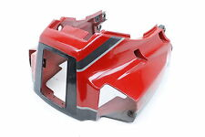 86-87 KAWASAKI NINJA 1000R ZX1000A OEM RED REAR BACK TAIL FAIRING COWL SHROUD