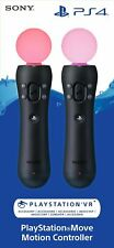 PlayStation Move Motion Controller PSVR PS4 VR Twin Pack- 6 Month Warranty