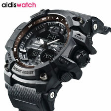 2017 New Brand Aidis Fashion Watch Men G Style Waterproof Sports Military