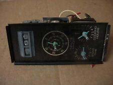 Jenn-Air Oven Clock Timer Part # 700555 Faded numbers on clock