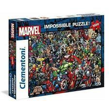 Puzzles fantastiques Clementoni