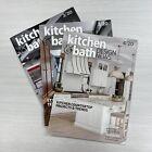 Lot Of 3 Kitchen & Bath Design News Trade Magazine February March April 2020