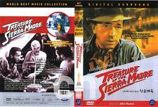The Treasure Of The Sierra Madre (1948) - John Huston, Humphrey Bogart  DVD NEW