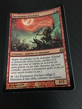 MTG MAGIC MORNINGTIDE LIGHTNING CRAFTER (FRENCH FACONNEUR D'ECLAIRS) NM FOIL