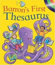 Barron's First Thesaurus (2005, Paperback)