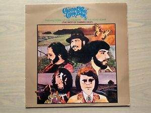 CANNED HEAT- Cook Book-OZ LP Pressing