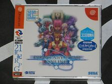 Dreamcast DC Import New Game Phantasy Star Online Japan Region Locked