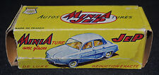 French Mini Jep Daphine Renault MIB Yellow HTF Original Mint - (1950s) ITB WH