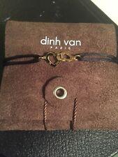 Bracelet Double Cœur Dinh Van R9 Or Jaune