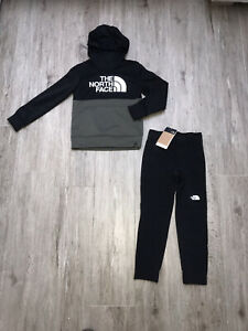 the north face tracksuit boys Xs/s BNWT