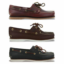 Timberland Leather Upper Lace-up Shoes for Men