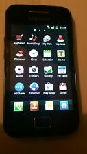 Samsung Galaxy Ace GT-S5839I Black Unlocked Smartphone Decent Uses Condition