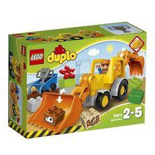 Lager1)  LEGO® DUPLO® (10811)  Baggerlader Bagger Schaufelbagger