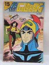 GOLDRAKE 15 ATLAS UFO ROBOT 1979 fumetto edizioni FLASH
