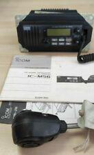 VHF MARINO ICOM IC-M56