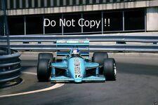 Ivan Capelli Leyton House March 871 Detroit Grand Prix 1987 Photograph 1