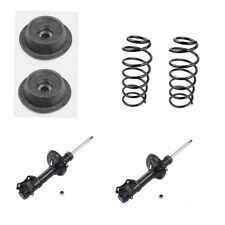 Volkswagen Golf Jetta 1993 - 1996 Front Struts & Suspension Mounts Coil Springs