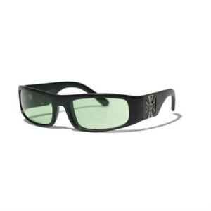 WCC WTF Glasses Sonnenbrille West Coast Choppers Schwarz