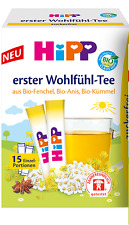 Hipp Baby Fennel Anise & Caraway Tea x15 Healthy drink for babies TOP DEAL!!!