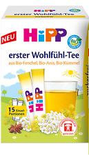 Hipp Baby Fenouil Anis & cumin Tea x15 Sain Boissons Pour Bébés vente!!!