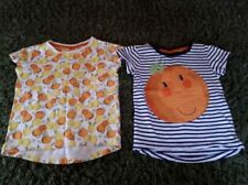 TU Patternless 100% Cotton T-Shirts & Tops (0-24 Months) for Girls