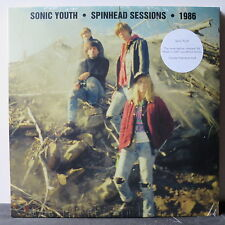 SONIC YOUTH 'Spinhead Sessions' Vinyl LP + Download NEW & SEALED