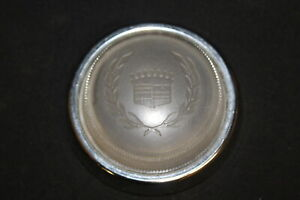 65 66 Cadillac Fleetwood 60S Sixty Special Rear Panel Courtesy Light Crest Lens