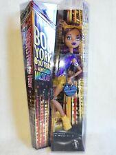 Monster High Clawdeen Wolf Boo York 2014 BNIB. CUTE CANINE!