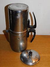 ANCIEN cafetière SCAAL 6 CAFE filter VINTAGE old coffeemaker alte Kaffeemaschine