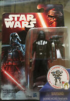 "Star Wars The Empire Strikes Back 3.75"" Figure Snow Mission Darth Vader + Tripod"