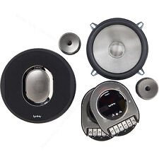 Altoparlanti auto 13 cm Woofer 130 mm e tweeter Kit a 2 Vie Componenti Separati