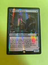 Magic the Gathering MTG Foil From the Vault: Transform Delver of Secrets NM
