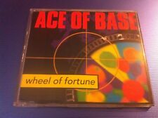 ACE OF BASE - WHEEL OF FORTUNE - 4 track CD SINGLE