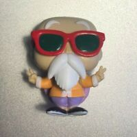 FUNKO POP VINYL MINI DRAGONBALL Z Advent 2020 MASTER ROSHI Figure Free P&P