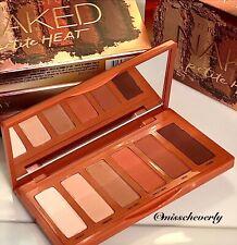 URBAN DECAY Naked PETITE Heat AUTHENTIC Eyeshadow Palette NEW ***DAMAGED BOX***