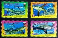 Tokelau Is - 2002 - WWF Pelagic Thresher Shark - Set & FDCs - Unmounted Mint.