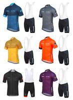 2019 Mens Cycling Jersey Bib Short Set Muti Color Mens Cycling Jersey Short Set