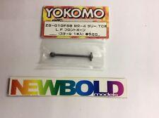 Yokomo ZS-010FSB MR-4 TC Drive Shaft, (one shaft),New