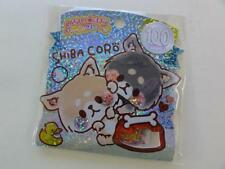 Kamio Shiba Dog Puppies Sack Stickers cute kawaii planner pet gift special sale
