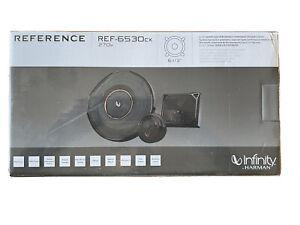 "Infinity REF-6530cx 270w 6-1/2"" Component Speakers"