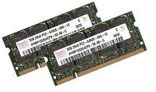 2x 2GB 4GB HYNIX 800 Mhz Apple MacBook White 5,2 RAM Early 2009 Speicher