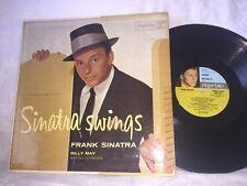 Frank Sinatra - Sinatra Swings Billy May - Vintage Reprise Records LP R9-1002