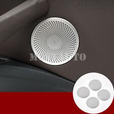 For BMW X3 X4 G01 G02 Inner Car Door Car Door Speaker Frame Trim Cover 2018-2019