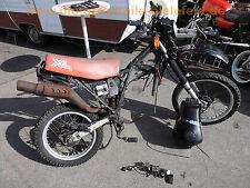 original Ersatzteile spare-parts aus Honda XL500R PD02, HIER 1x TANK réservoir